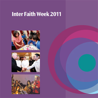 Inter Faith Week 2011 report