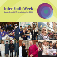 Inter Faith Week: Stories from 2017, inspiration for 2018